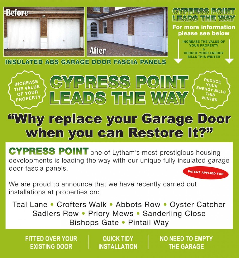 Cypress Point Garage Makeovers